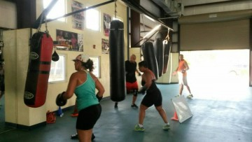 Boxfit Morning Session 2016_Photo9