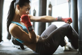 Boxfit Training