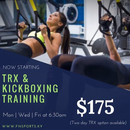 TRX & Kickboxing Training