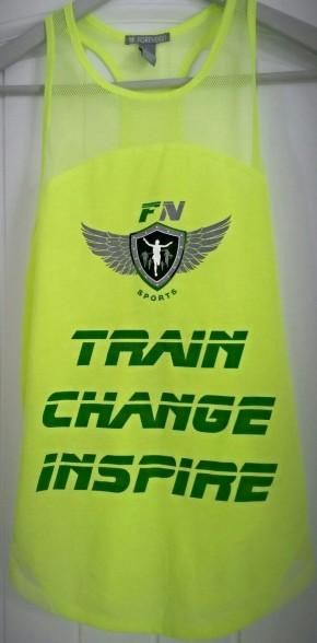 Women's Tanks (Yellow)