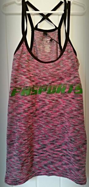 Women's Tanks (Pink)