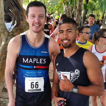 Cross Island Relay 2016