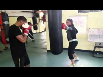 Boxfit Training 2015