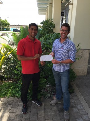 FNSports Donates to Charity - Hart for Hearts