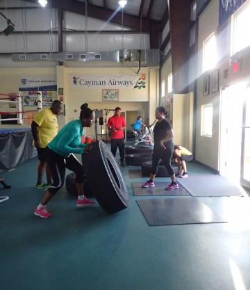 Boxfit Training 2016